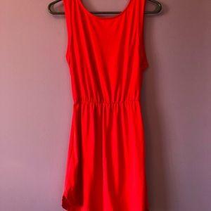 H&M pink dress - 2